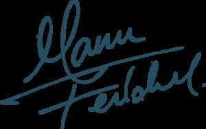 Manu Feildel signature