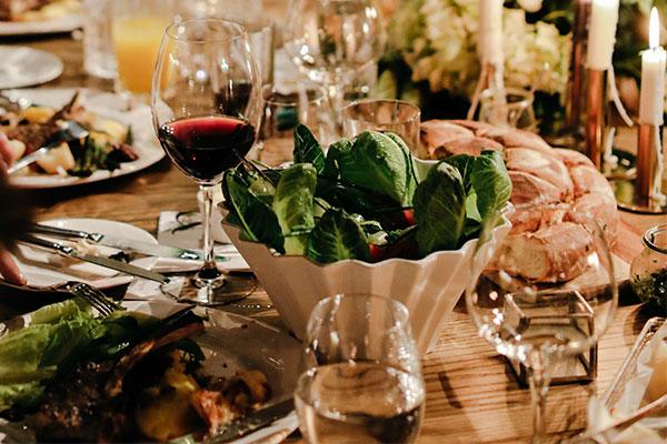 L'amour Catering - La Botanique