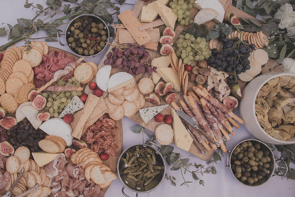 Shared Affair Catering - La Botanique